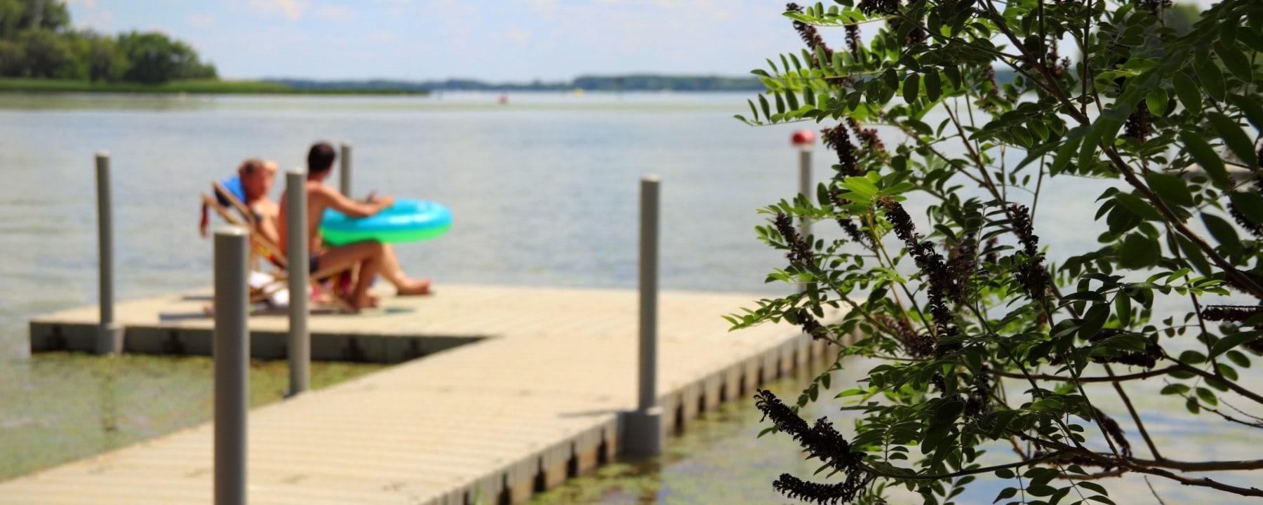 Ring-a-tó Kisköre Strand